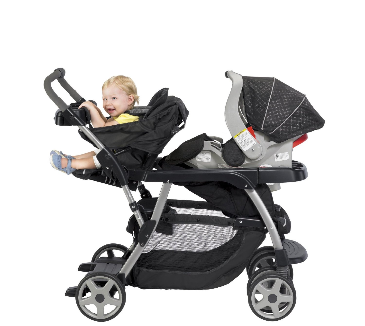 Graco Ready to Grow Stroller Review