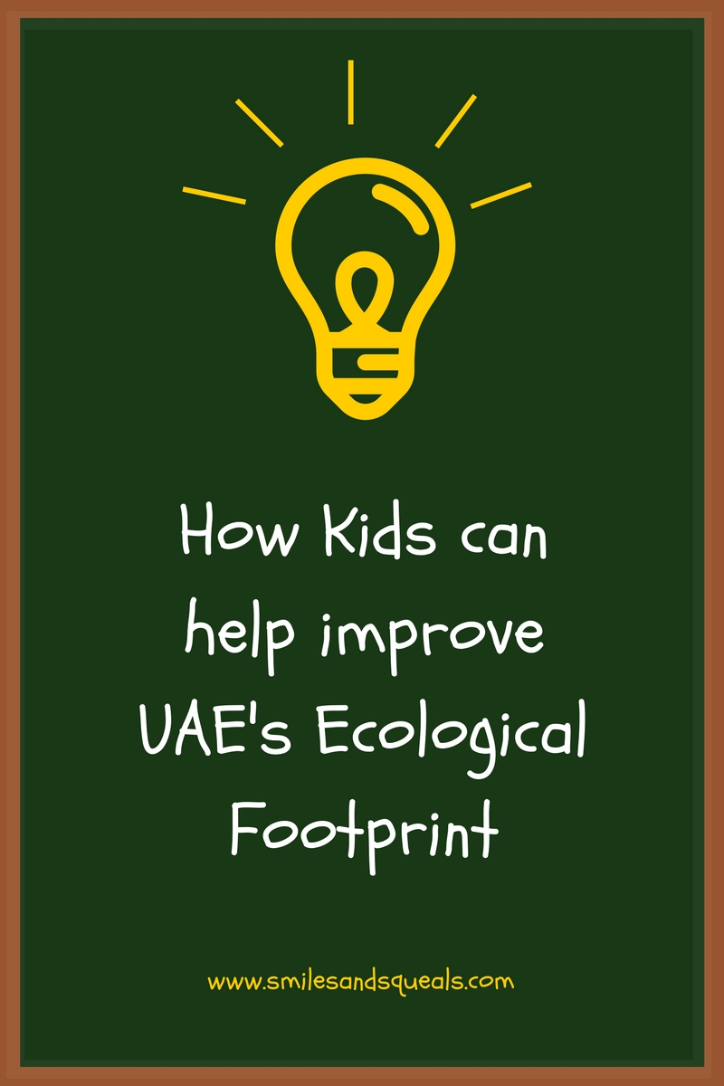 UAE's Ecological Footprint