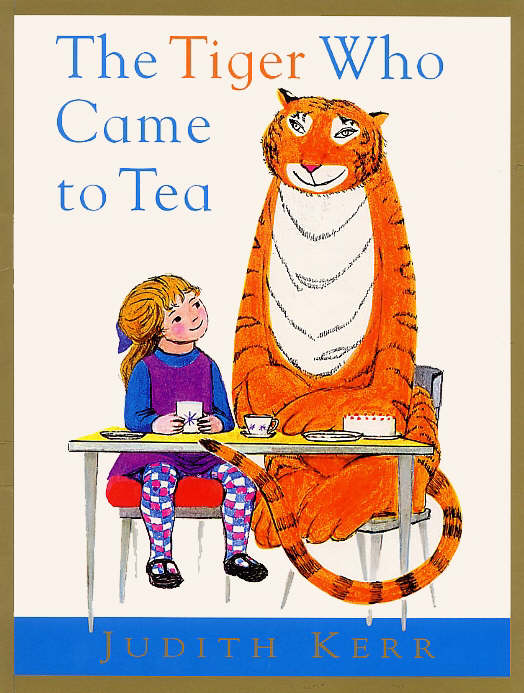 The Tiger who came to Tea review